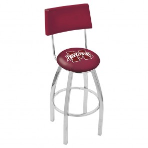 L8C4 Mississippi State Bar Stool