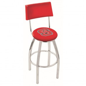 L8C4 North Carolina State Bar Stool