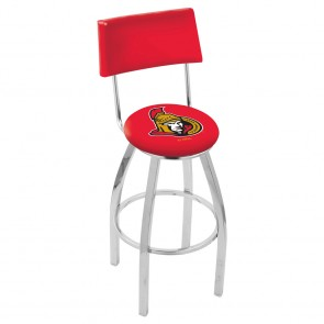 L8C4 Ottawa Senators Bar Stool