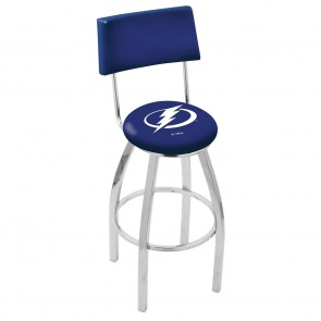 L8C4 Tampa Bay Lightning Bar Stool