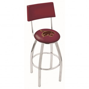 L8C4 Texas State Bar Stool
