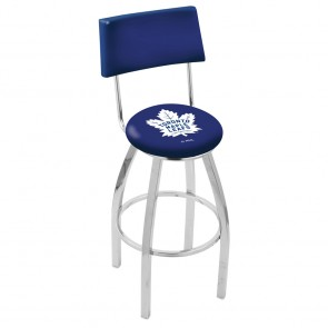 L8C4 Toronto Maple Leafs Bar Stool