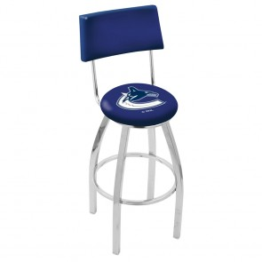 L8C4 Vancouver Canucks Bar Stool