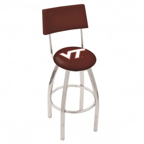 L8C4 Virginia Tech Bar Stool