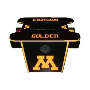 Minnesota Arcade Console Table Game