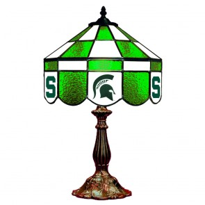 "Michigan State 14"" Executive Table Lamp"