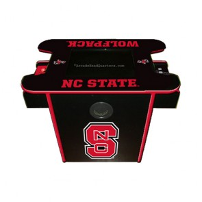 North Carolina State Arcade Console Table Game