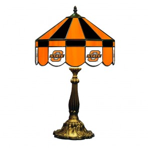 "Oklahoma State 16"" Table Lamp"