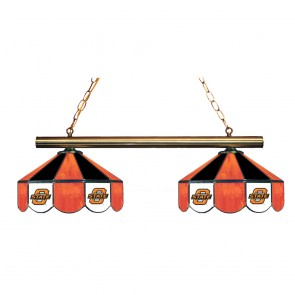Oklahoma State 2-Light Game Table Light