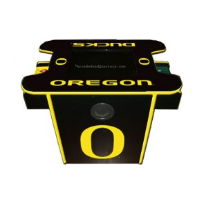 Oregon Arcade Console Table Game