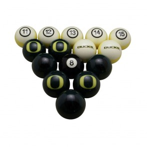 Oregon Billiard Ball Set