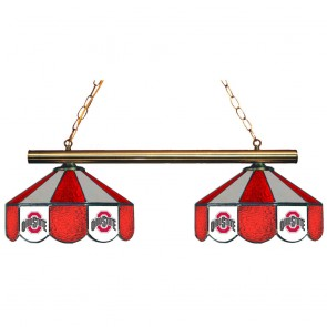 Ohio State Athletic O 2-Light Game Table Light