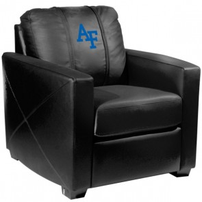 Air Force Dillon Silver Club Chair