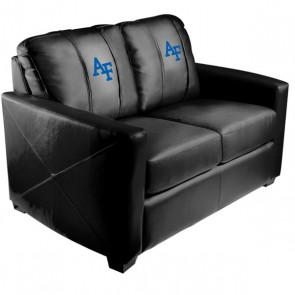 Air Force Dillon Silver Loveseat