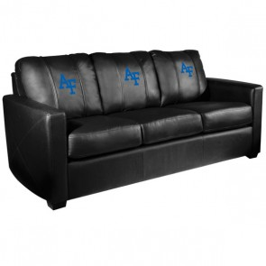 Air Force Dillon Silver Sofa