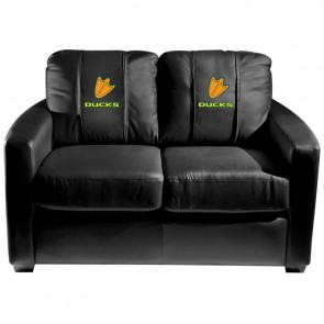 Oregon Secondary Dillon Silver Loveseat
