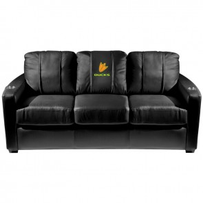 Oregon Secondary Dillon Silver Sofa