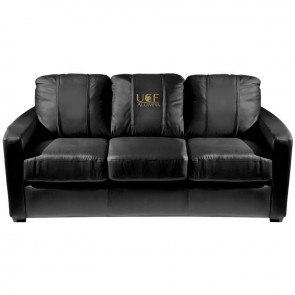 Central Florida Alumni Dillon Silver Sofa