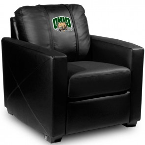 Ohio University Dillon Silver Club Chair