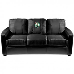 Boston Celtics Dillon Silver Sofa