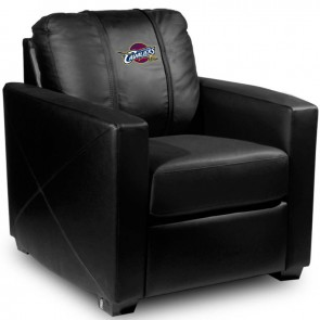 Cleveland Cavaliers Dillon Silver Club Chair