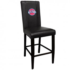 Detroit Pistons Bar Stool 2000