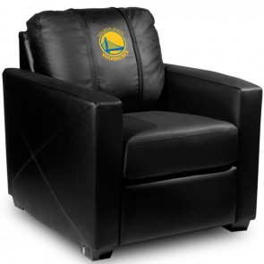 Golden State Warriors Dillon Silver Club Chair