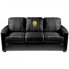 Golden State Warriors Dillon Silver Sofa
