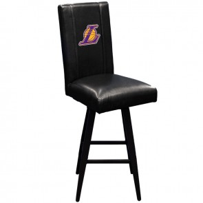 Los Angeles Lakers Secondary Swivel Bar Stool 2000