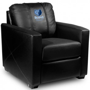 Memphis Grizzlies Dillon Silver Club Chair