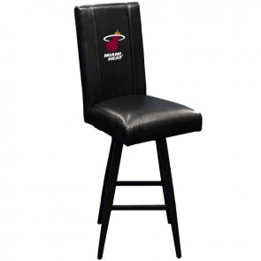 Miami Heat Swivel Bar Stool 2000