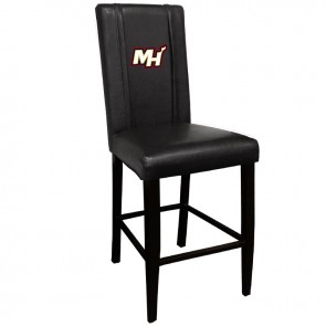 Miami Heat Secondary Bar Stool 2000