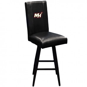 Miami Heat Secondary Swivel Bar Stool 2000