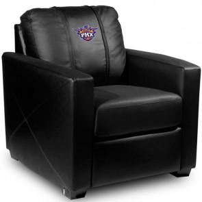 Phoenix Suns Secondary Dillon Silver Club Chair