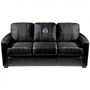 Sacramento Kings Dillon Silver Sofa