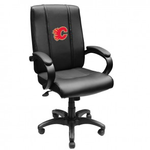 Calgary Flames Red Office Chair 1000