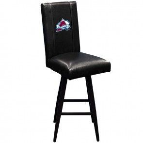 Colorado Avalanche Swivel Bar Stool 2000