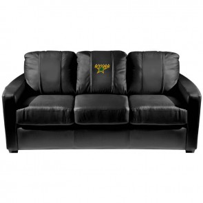 Dallas Stars Dillon Silver Sofa