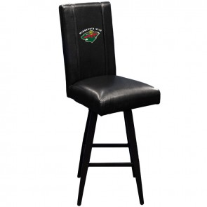 Minnesota Wild Swivel Bar Stool 2000