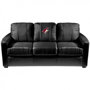 Arizona Coyotes Dillon Silver Sofa