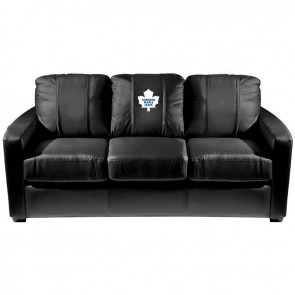 Toronto Maple Leafs Dillon Silver Sofa