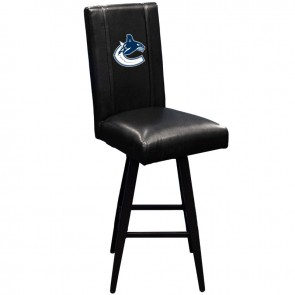 Vancouver Canucks Swivel Bar Stool 2000