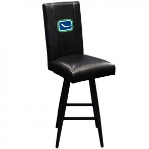 Vancouver Canucks Secondary Swivel Bar Stool 2000