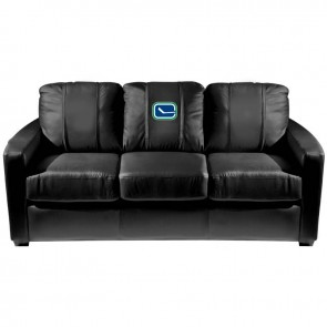 Vancouver Canucks Secondary Dillon Silver Sofa