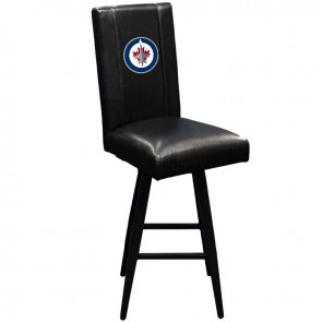 Winnipeg Jets Swivel Bar Stool 2000