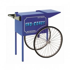 Sno-Cone Machine Cart