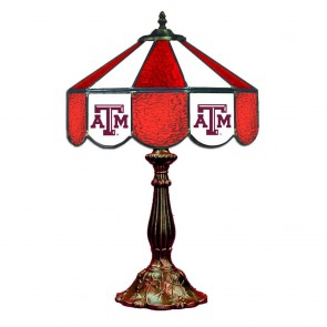"Texas A&M 14"" Table Lamp"
