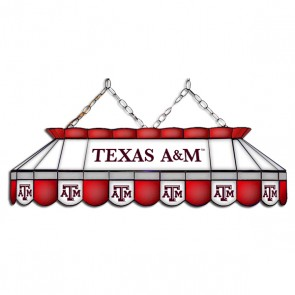 "Texas A&M MVP 40"" Pool Table Lamp"