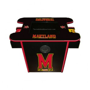 Maryland Arcade Console Table Game