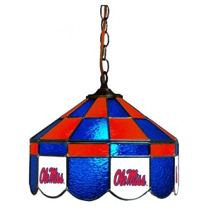 """Mississippi 14"""" Executive Swag Hanging Lamp"""
